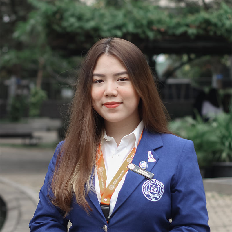 Fransisca - Coordinator of Social and Environment Division